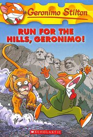 Run For The Hills Geronimo No 47