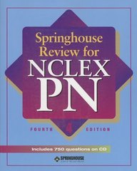 Springhouse Review For Nclex-Pn - Expert Ecg Interpretation