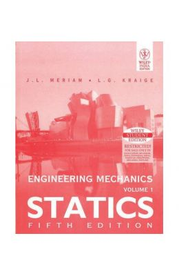 Engineering Mechanics (vol.1) Statics 5th Edition