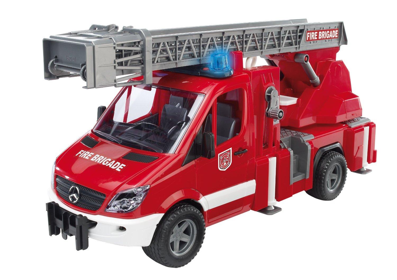 Bruder Mercedes Benz Sprinter Fire Engine