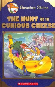HUNT FOR THE CURIOUS CHEESE