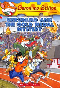 Geronimo & The Gold Medal Mystery 33