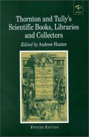 Thornton & Tullys Scientific Books Libraries & Collectors