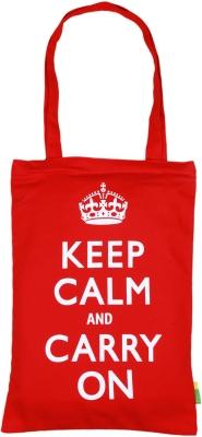 Eco Corner Keep Calm Cotton Bag