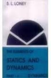 Elements Of Statics & Dynamics Part 2 Dynamics