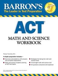 Barrons ACT Math and Science Workbook price comparison at Flipkart, Amazon, Crossword, Uread, Bookadda, Landmark, Homeshop18