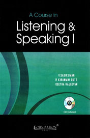 Course In Listening & Speaking 1 W/Cd