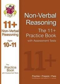 The 11+ Nonverbal Reasoning Practice Book with Assessment Tests (Ages 10-11) price comparison at Flipkart, Amazon, Crossword, Uread, Bookadda, Landmark, Homeshop18