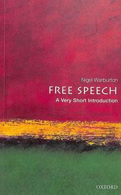 Free Speech A Very Short Introduction