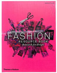 Fashion Resource Book Research For Design