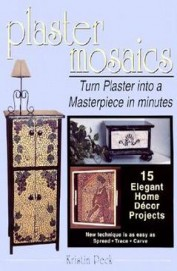 Plaster Mosaics New Technique As Easy As Spread Paint Carve