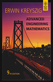 Advanced Engineering Mathematics, E/9