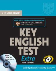 Cambridge Key English Test Extra Self-study Pack (KET Practice Tests)