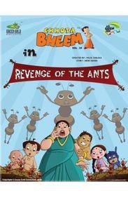 REVENGE OF THE ANTS - CHHOTA BHEEM VOL 39