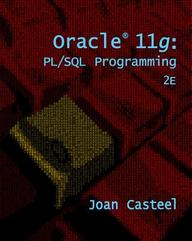 PKG ORACLE DEVELOPER PL SQL PROG ORACLE CD