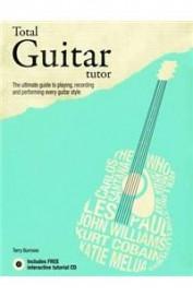 Total Guitar Tutor W/cd