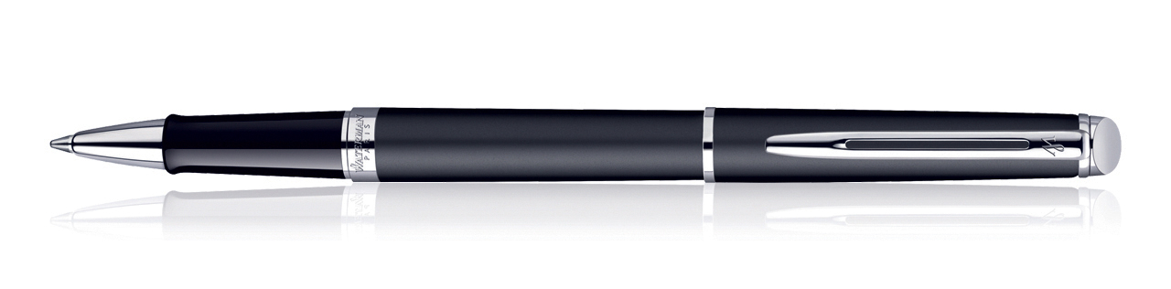 Waterman Hemisphere Matt Black CT Roller Ball Pen