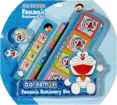 Doraemon Fantastic Stationery Set