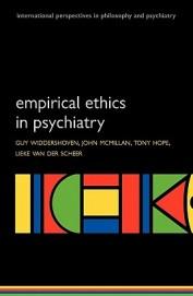 Empirical Ethics In Psychiatry