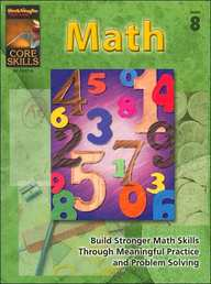 Steck-Vaughn Core Skills: Mathematics: Student Edition Grade 8 price comparison at Flipkart, Amazon, Crossword, Uread, Bookadda, Landmark, Homeshop18