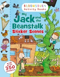 My Jack And The Beanstalk Sticker Scenes