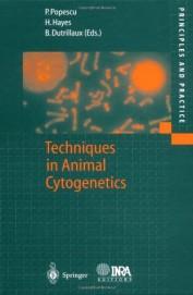 Techniques In Animal Cytogenetics