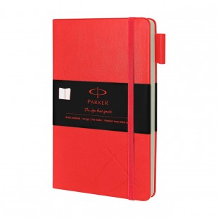 Parker Ltd Edition Large Notebook Red