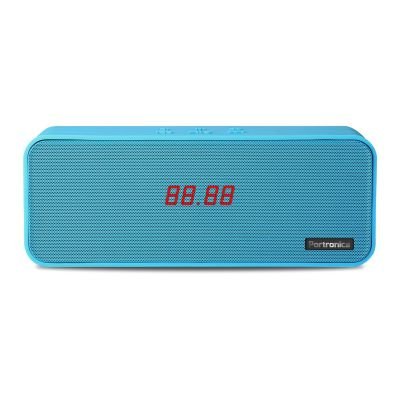 Sublime BT Speaker With FM (Blue)