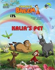 KALIAS PET - CHHOTA BHEEM VOL 41