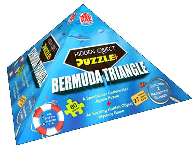 Chhota Bheem Hidden Object Puzzle+ Bermuda Triangle