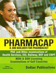 Pharma Cap : A Job Builder For Pharmacist Psc Esi  Bsf Crpf