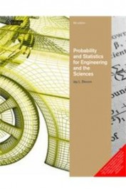 Probability & Statistics For Engineering & The Sciences