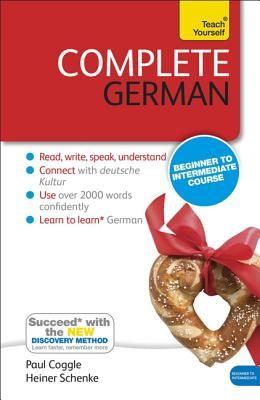 Teach Yourself Complete German W/Cd