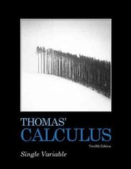 Thomas' Calculus, Single Variable with Student Solutions Manual price comparison at Flipkart, Amazon, Crossword, Uread, Bookadda, Landmark, Homeshop18