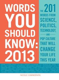 Words You Should Know: 2013