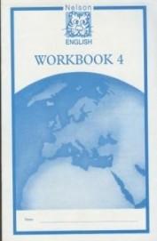 Nelson English Work Book 4