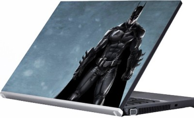 """Laptop Metallic Decals Batman Dark Knight 15"""""""