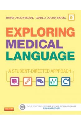 Exploring Medical Language - Textbook and Flash Cards