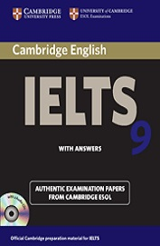 IELTS 9 With Answers (with 2 Audio CDs) PB price comparison at Flipkart, Amazon, Crossword, Uread, Bookadda, Landmark, Homeshop18