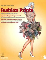 Fashion Prints How To Design & Draw W/Cd