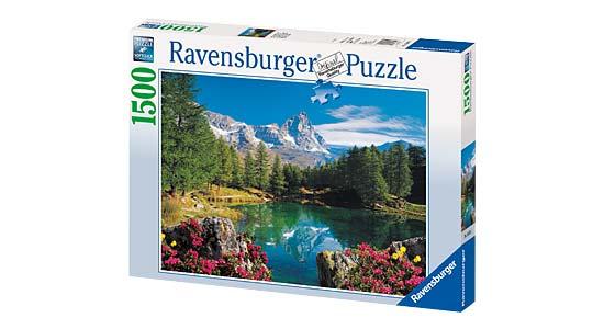 Ravensburger 1500Pcs Pzl - Matterhorn Splendor