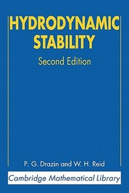 Hydrodynamic Stability (Cambridge Mathematical Library)
