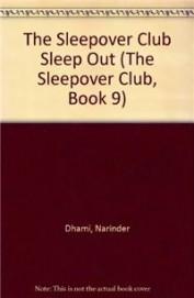 Sleepover Club Sleeps Out 9