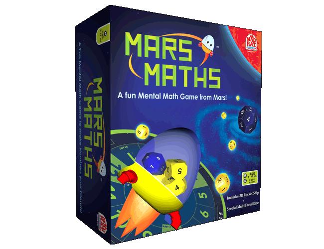 Chhota Bheem Mars Maths Jr