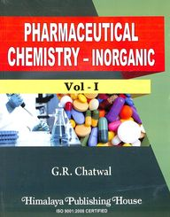 Pharmaceutical Chemistry Inorganic Vol 1