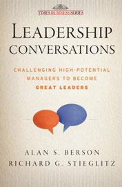 Leadership Conversations : Challenging High        Potential Managers To Become Great Leaders