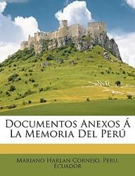 Documentos Anexos La Memoria del Per