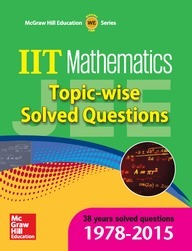 Iit Mathematics - Topicwise Solved Questions