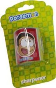 Doraemon Metal Heart Sharpner-1