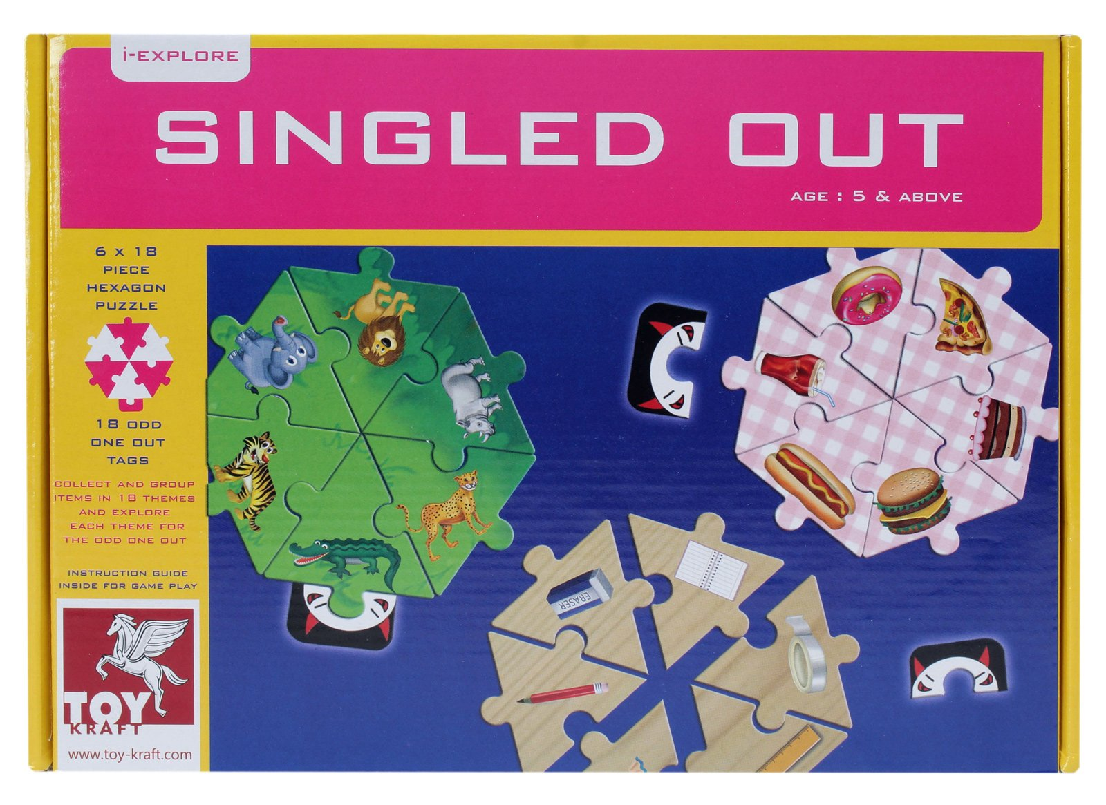Toy Kraft Bundle In - Singled Out
